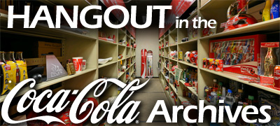 Coca-Cola Archives Google+ Hangout